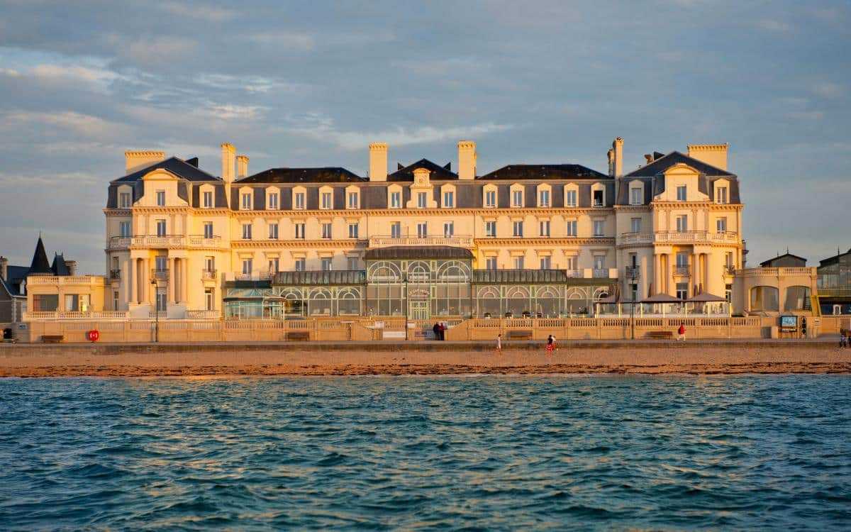 Grand Hotel Les Thermes Saint Malo