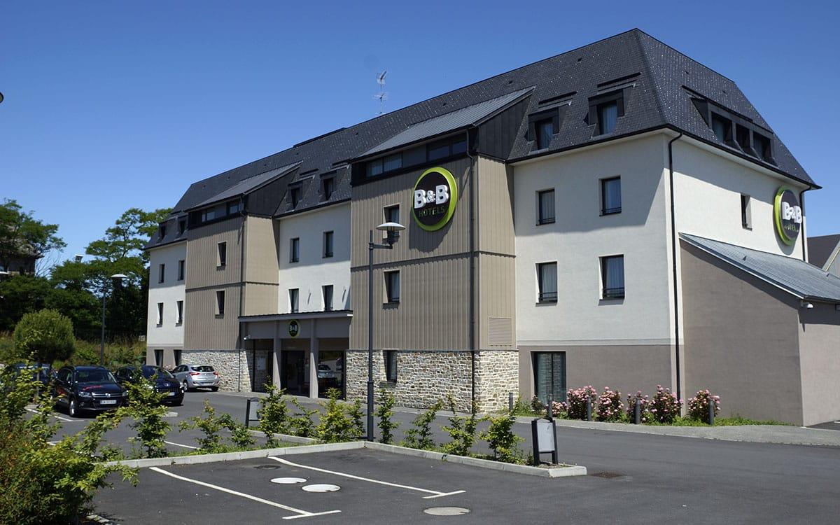 H tel b b saint malo sud destination saint malo for Hotels saint malo