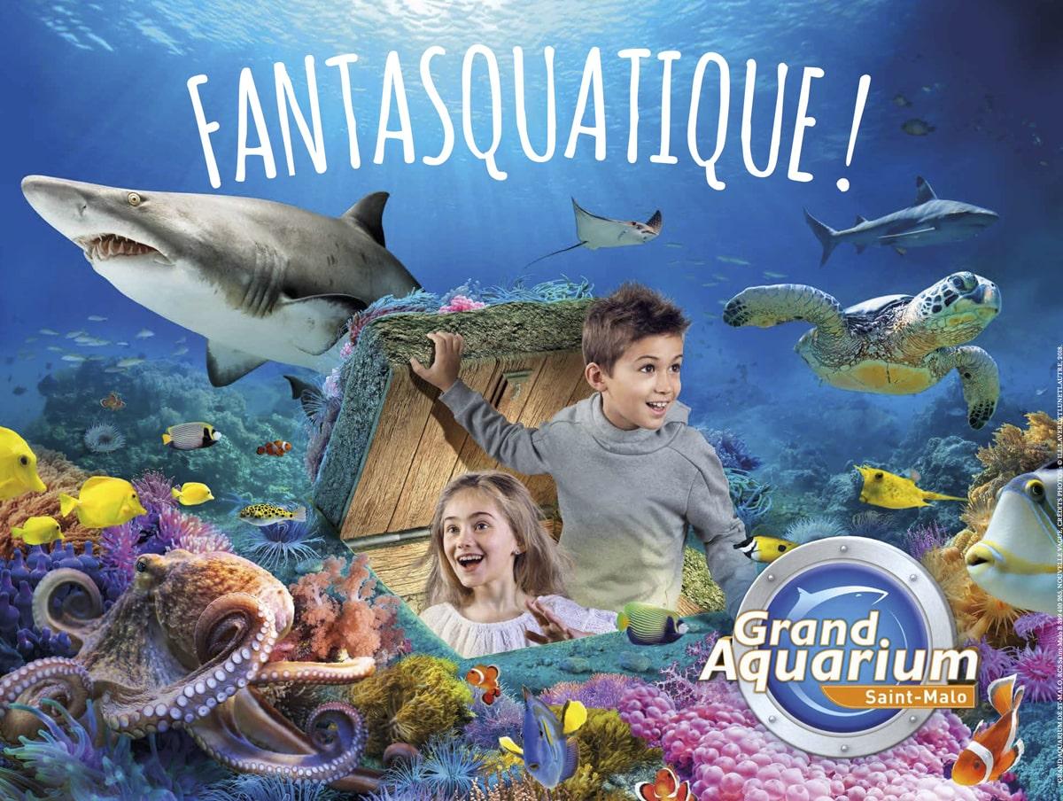 Grand Aquarium de Saint-Malo