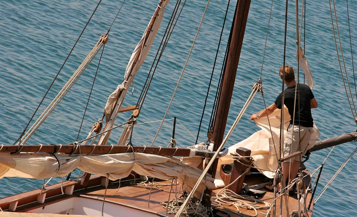 voile voilier bateau