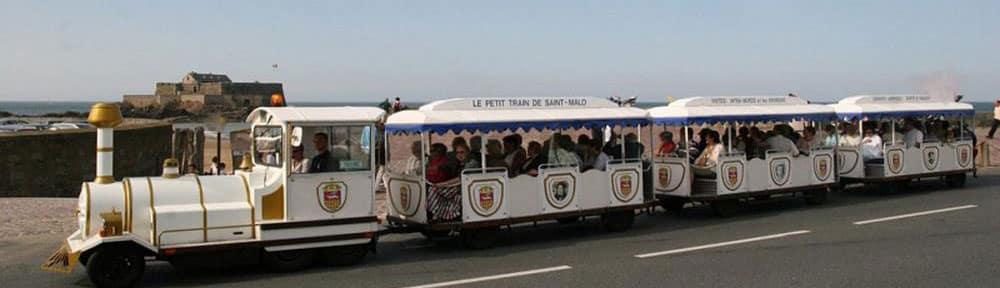 Le Petit Train de St-Malo