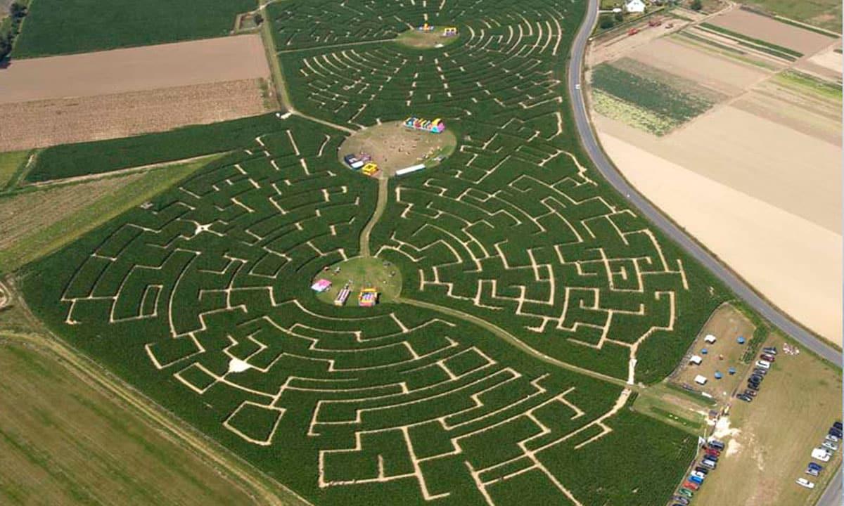 labyrinthe Corsaire