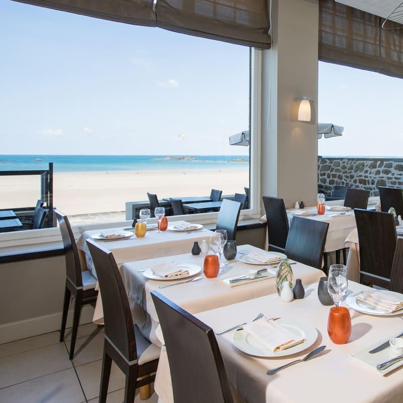 Restaurant à Saint-Malo