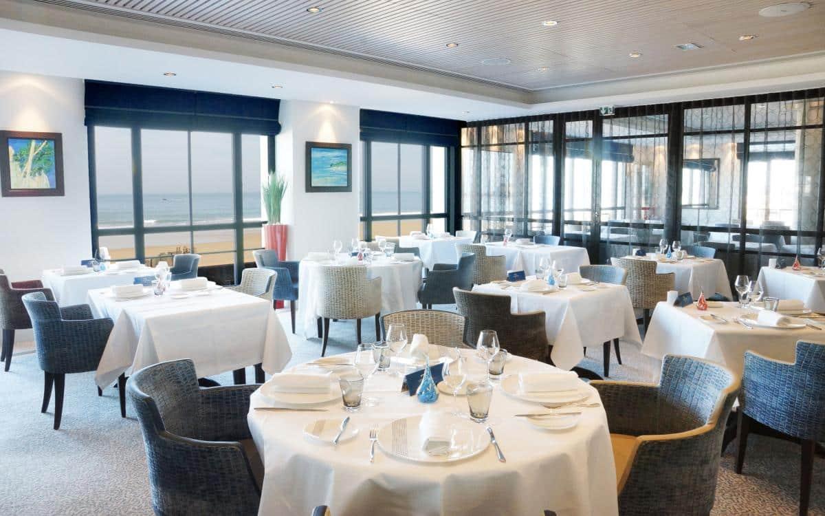 Restaurant les 7 Mers à Saint-Malo