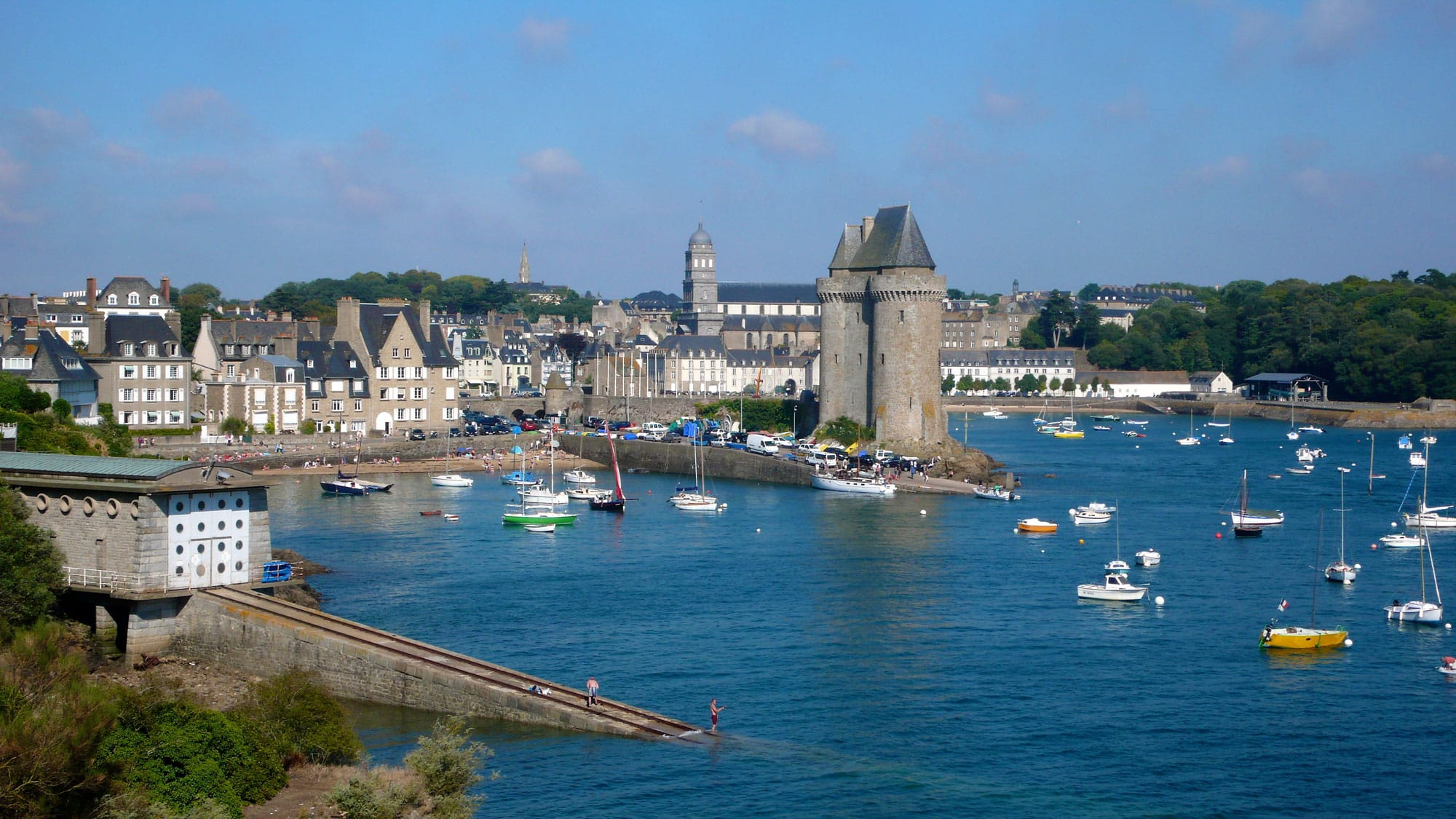 House Blogs La Tour Solidor Destination Saint Malo