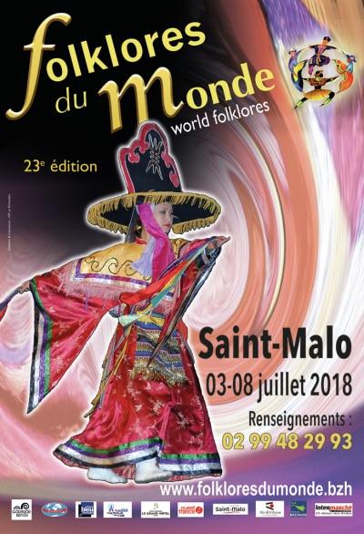 Folklores du monde à Saint-Malo