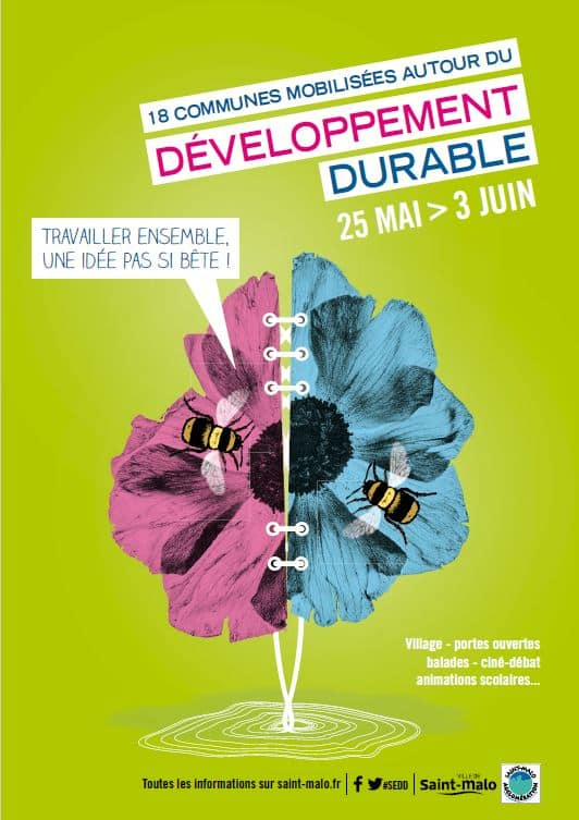 La semaine du développement durable à Saint-Malo
