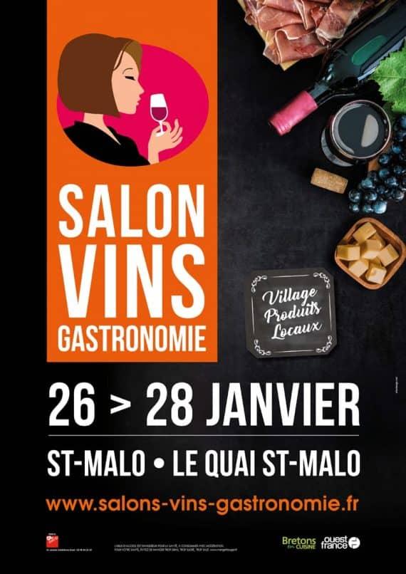 Salon des vins et de la gastronomie 2019