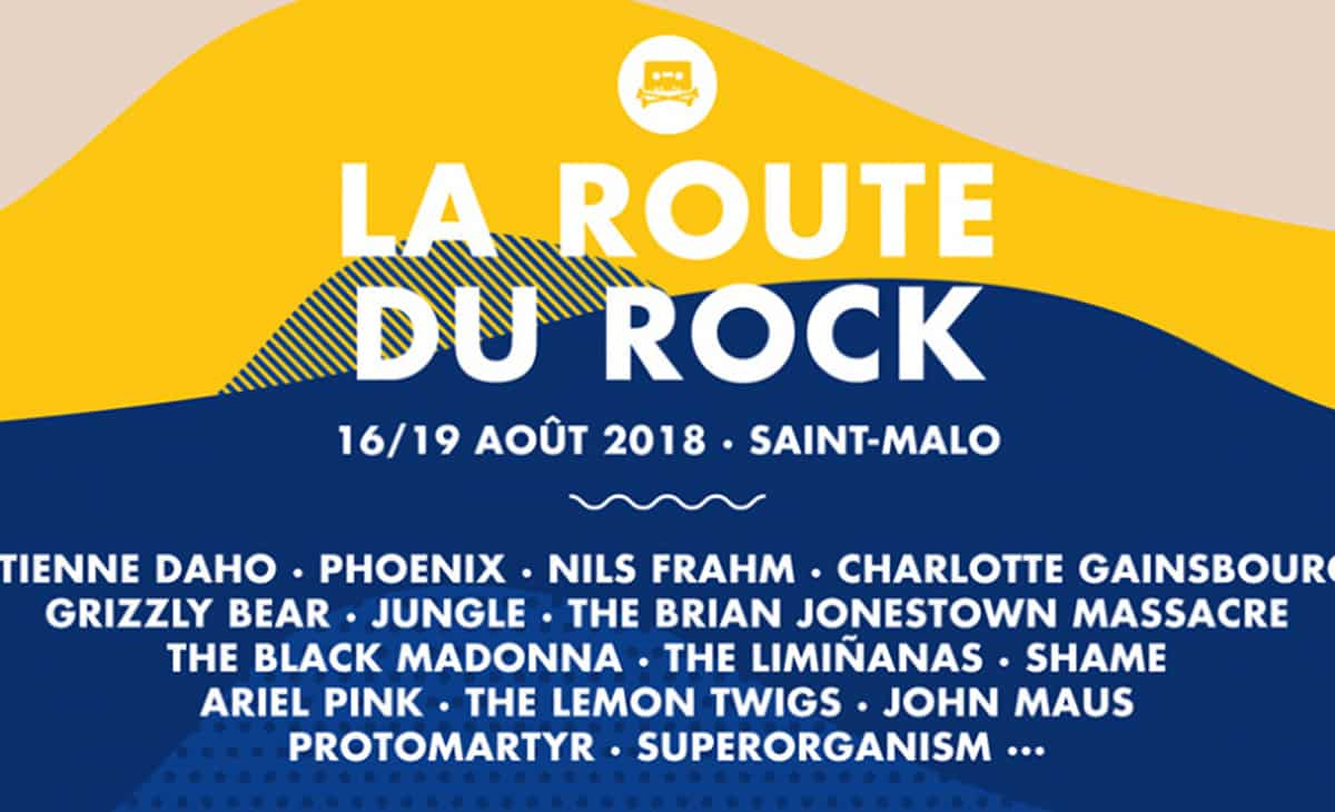 La Route du rock à Saint-Malo