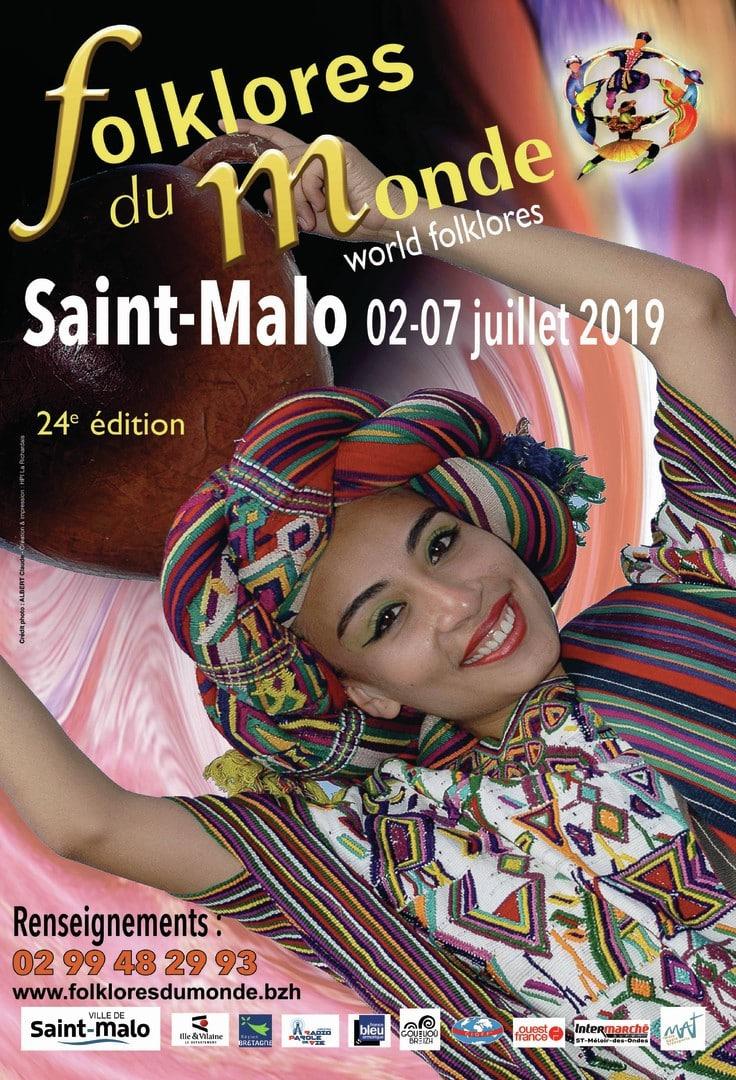 Festival Folklores du monde 2019