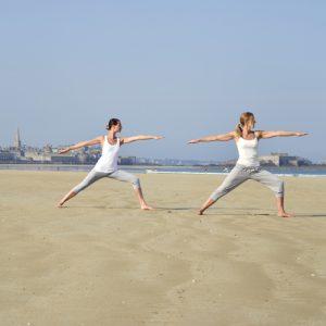 Yoga à Saint-Malo
