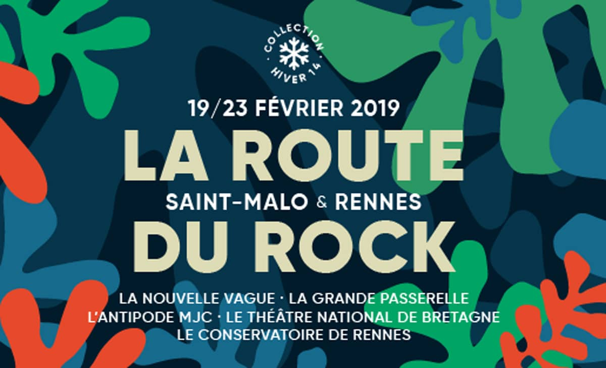 Route du rock collection Hiver
