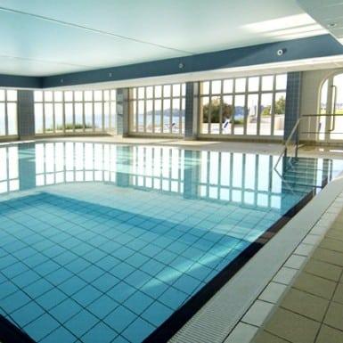 Reine marine r sidence de tourisme vue mer st malo for Residence piscine couverte