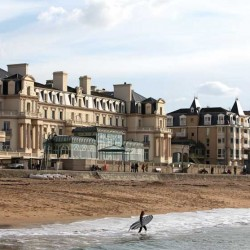 Le Grand Hôtel des Thermes Marins in St-Malo