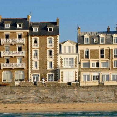 Hôtel vue mer à St-Malo