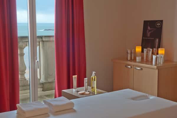 Résidence avec Spa à Saint-Malo