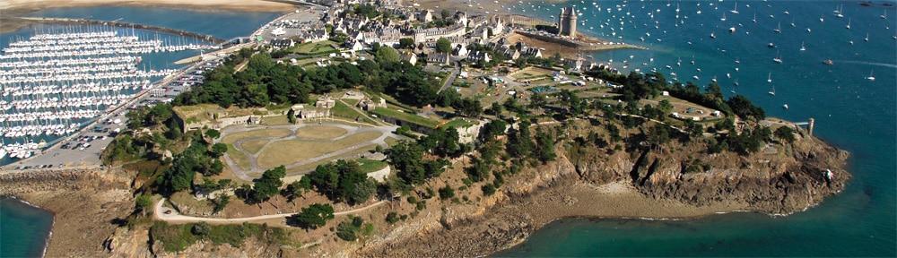 La cité d'Aleth et le mémorial 39-45 1