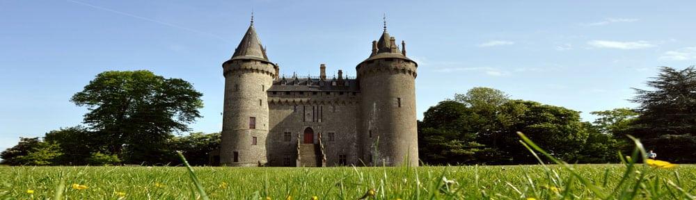 Château Combourg - Monument historique près de St Malo