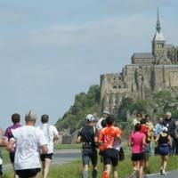 marathon baie du mont saint-michel