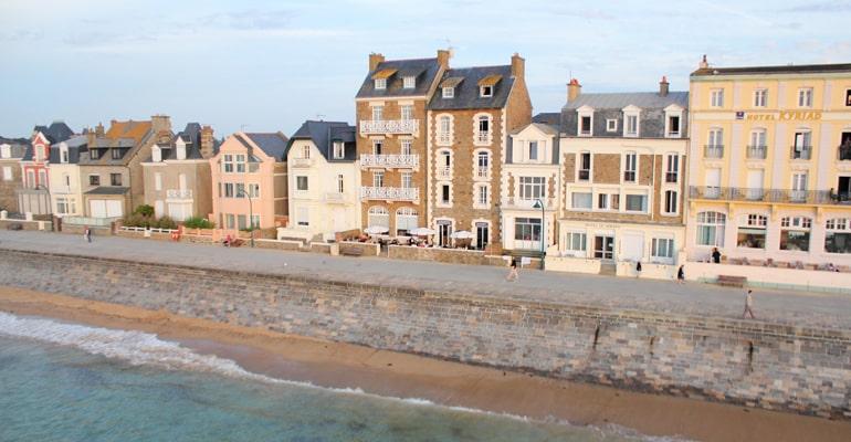 H tel le jersey h tel vue mer saint malo - Hotel vietnam bord de mer ...