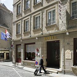 hôtel du louvre à Saint-Malo