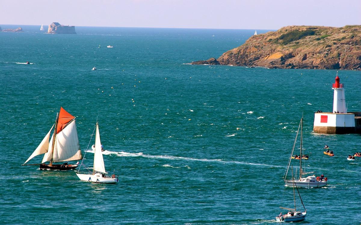 Branle-bas de régates à St-Malo ! 5