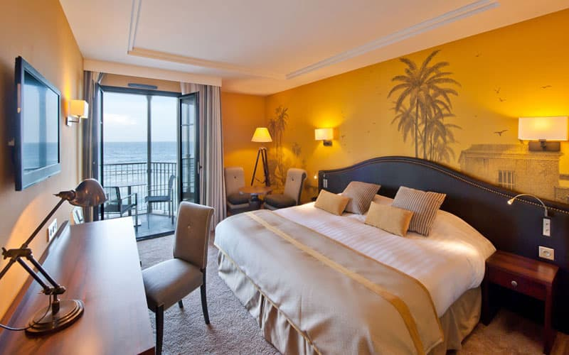 Le Nouveau Monde Hotel **** 1