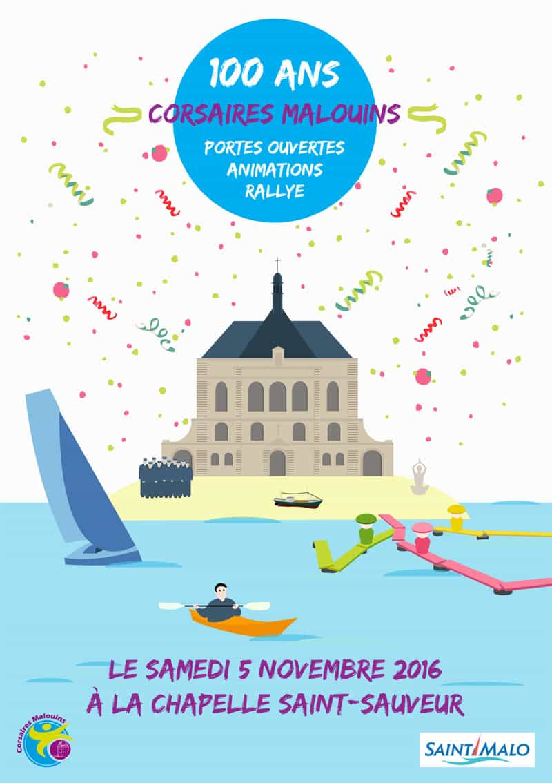 L'Association les Corsaires Malouins fête ses 100 ans ! 2