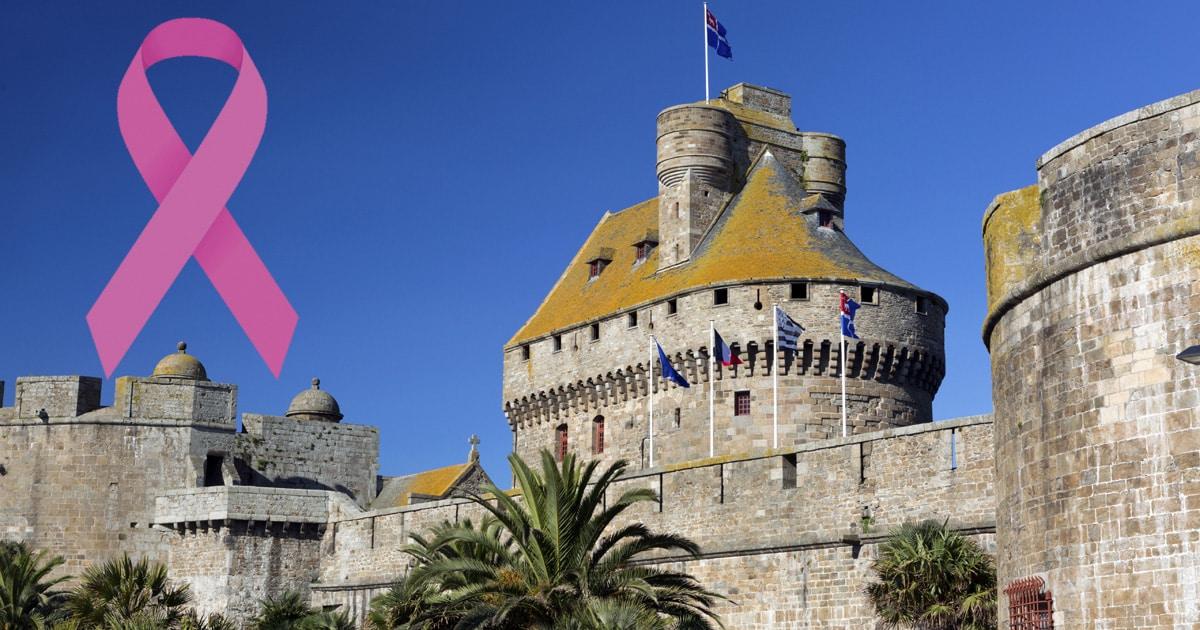 Octobre Rose à Saint-Malo