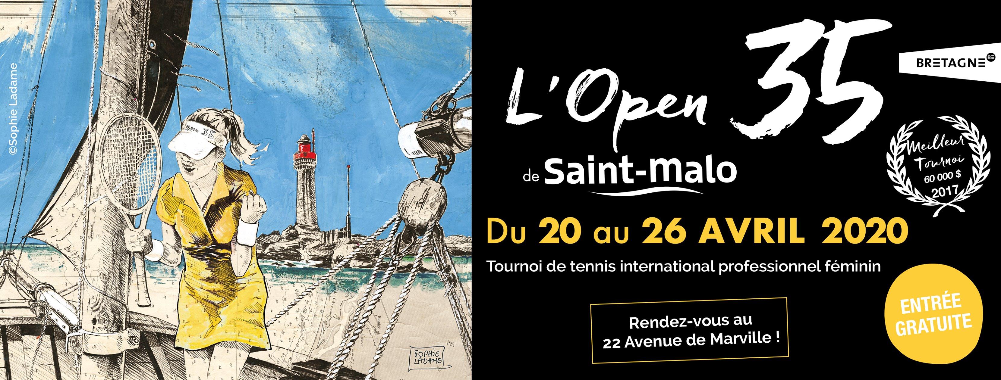 Open 35 de St Malo 2020