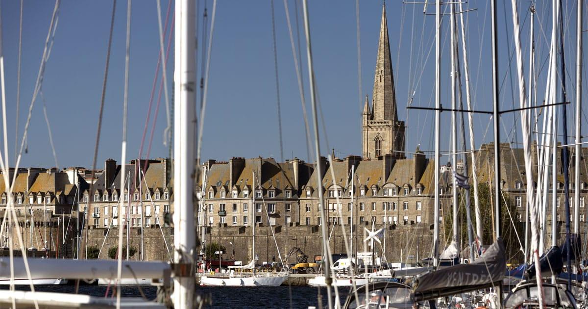Grands hommes de Saint Malo