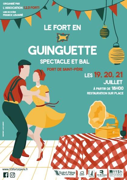 Spectacle Le Fort Guinguette