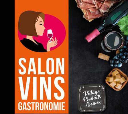 Salon des vins et de la gastronomie à Saint-Malo