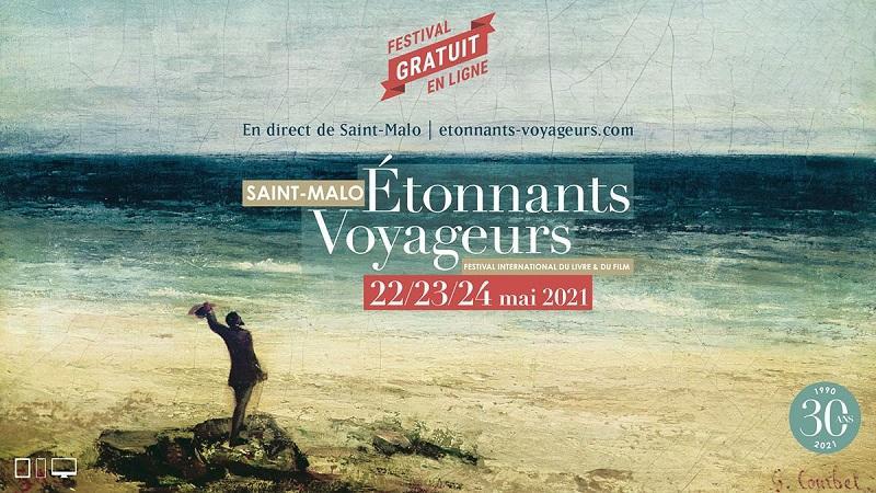 Etonnants voyageurs à Saint-Malo