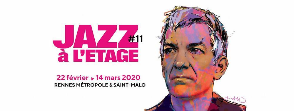 Jazz à l'étage à Saint-Malo