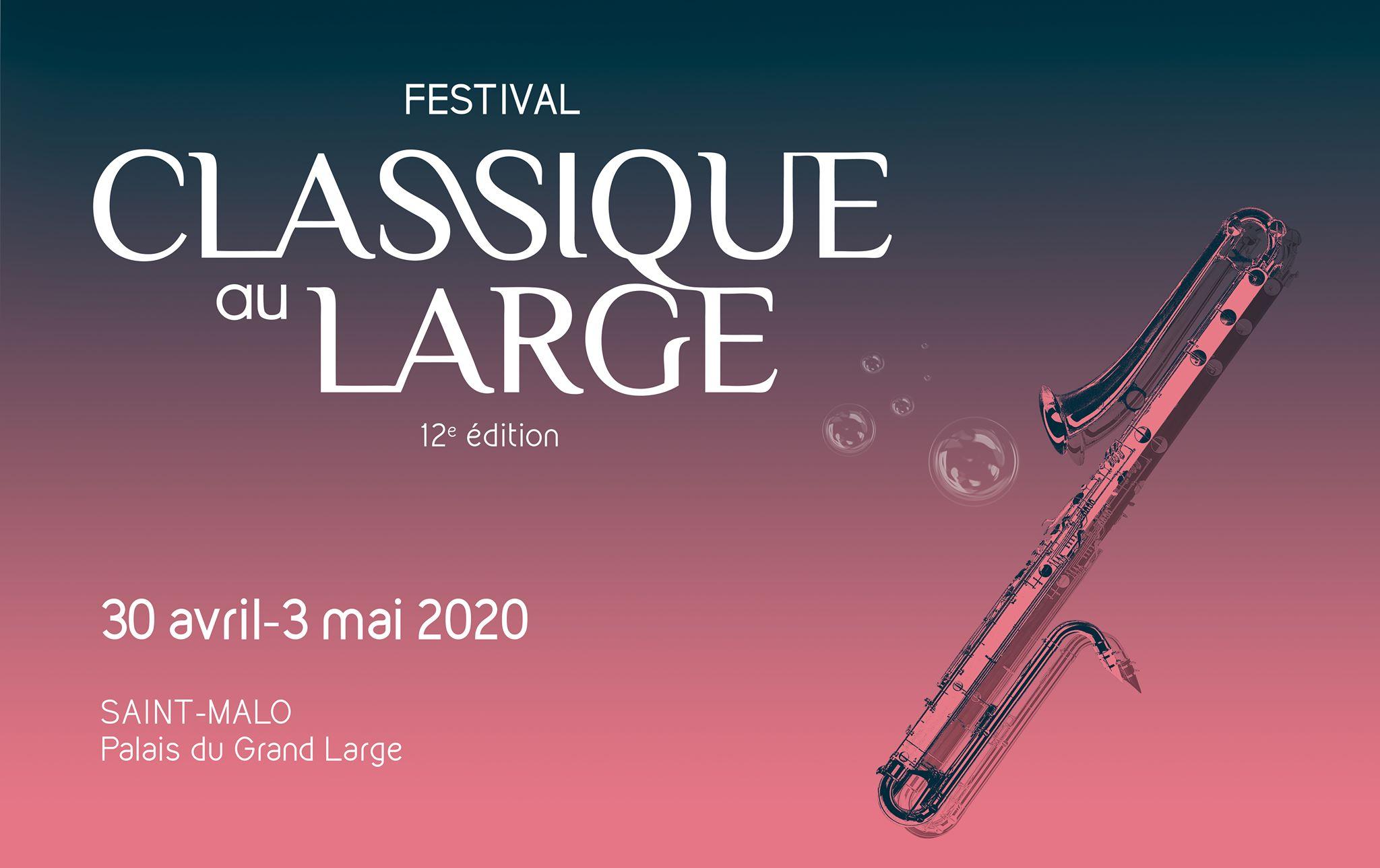 Festival Classique au Large St Malo 2020