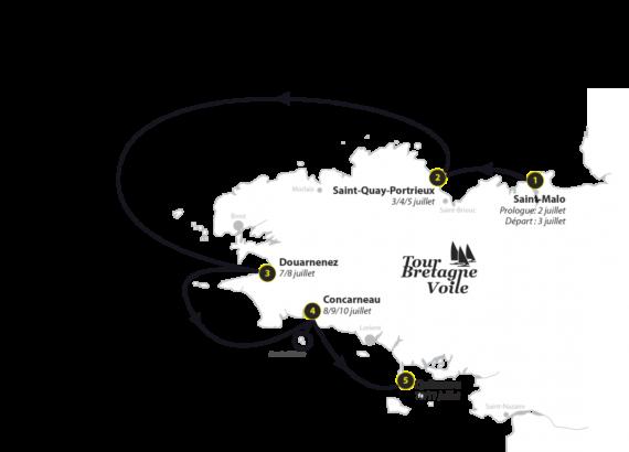Le Tour de Bretagne 2021