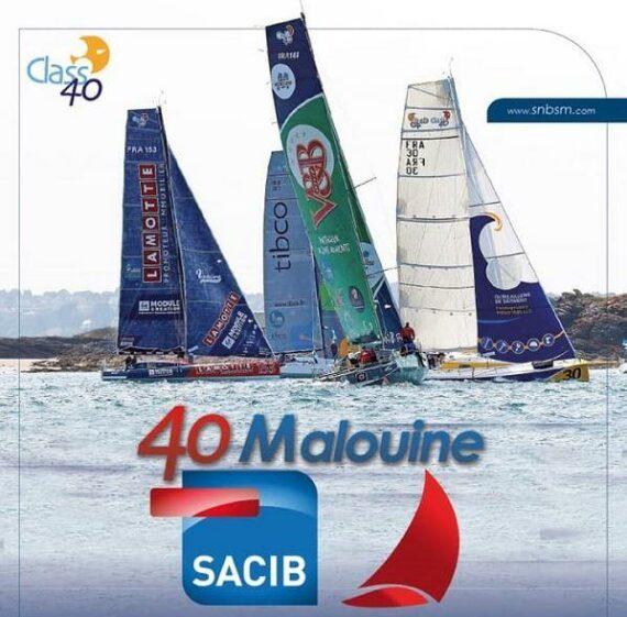 40 Malouine SACIB à Saint-Malo