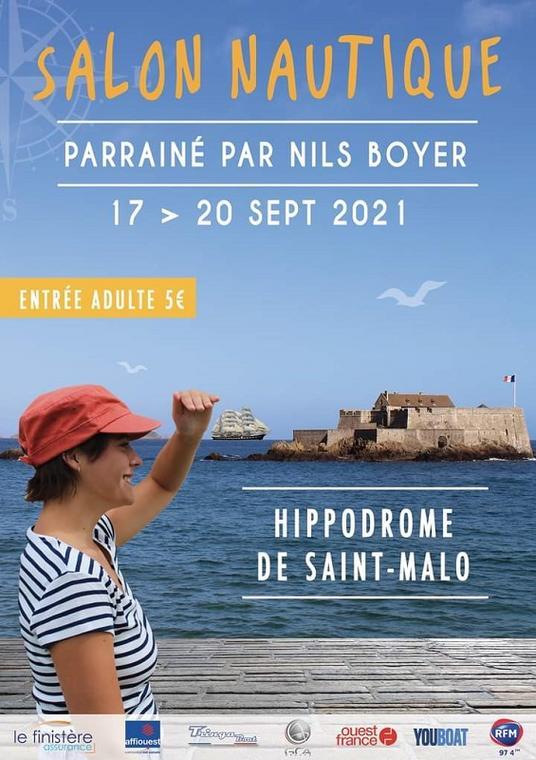 Salon nautique de Saint-Malo