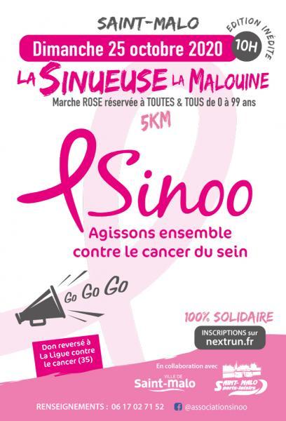 La Sinueuse et La Malouine à Saint-Malo