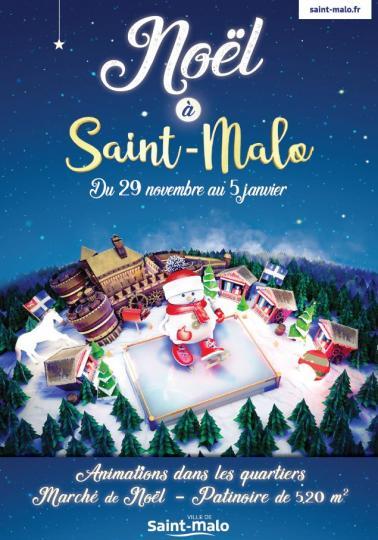 Animations de Noël à Saint-Malo ! 1