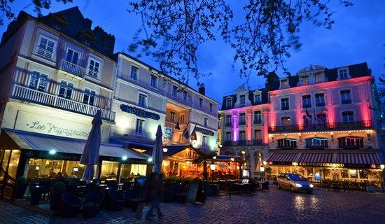Saint-Malo visite nocturne