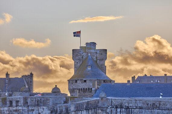 visite nocturne de Saint-Malo
