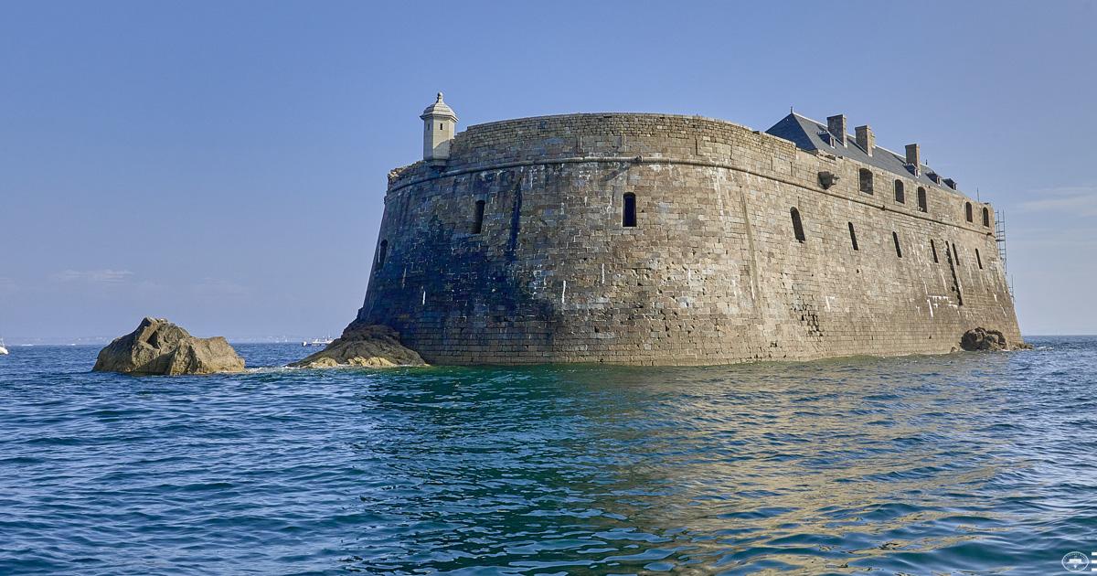 Fort de la Conchée à Saint-Malo