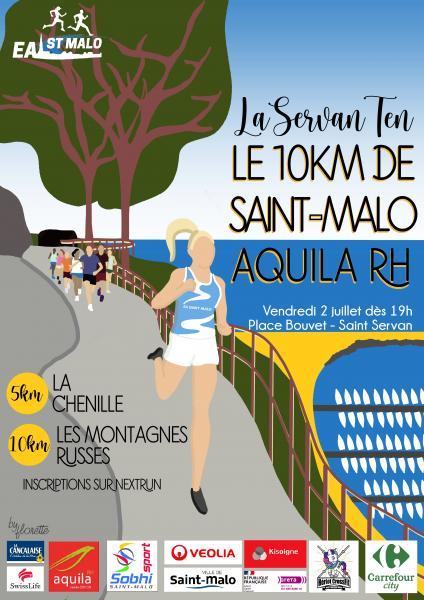 Course à pied Saint-Malo