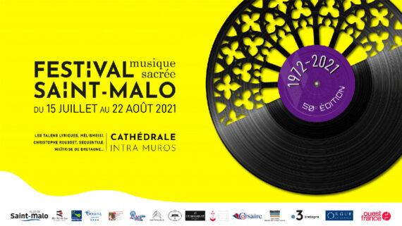 Festival de musique sacrée à Saint-Malo