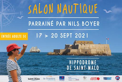 Salon nautique à Saint-Malo