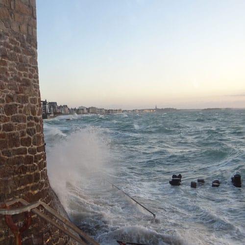 grandes marées à rochebonne