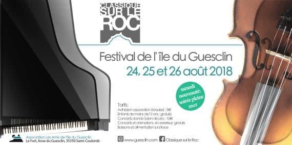 Festival Classique sur le Roc