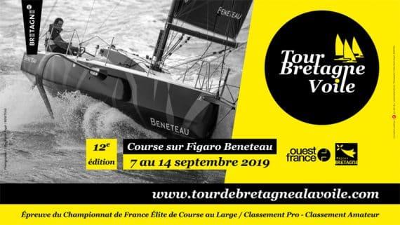 Le Tour de Bretagne à la voile